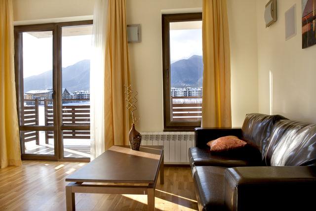 Murite Club Hotel Annex Building - 3-bedroom apartment