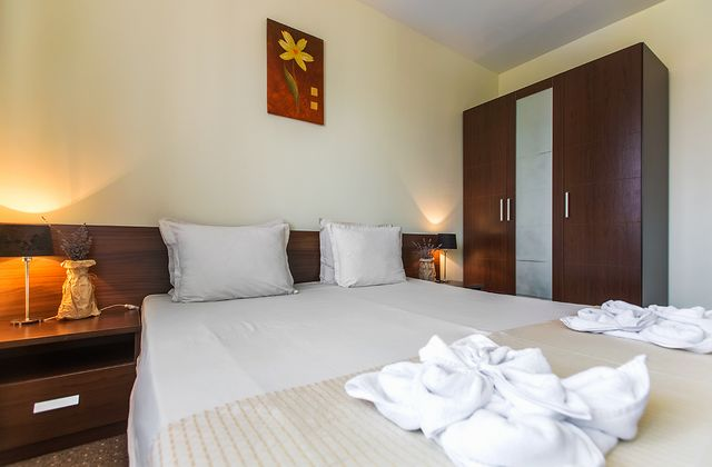 Murite Club Hotel Annex Building - SGL room